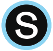 The circular Schoology LMS logo