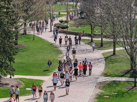 Freshman Application Early Action Deadline