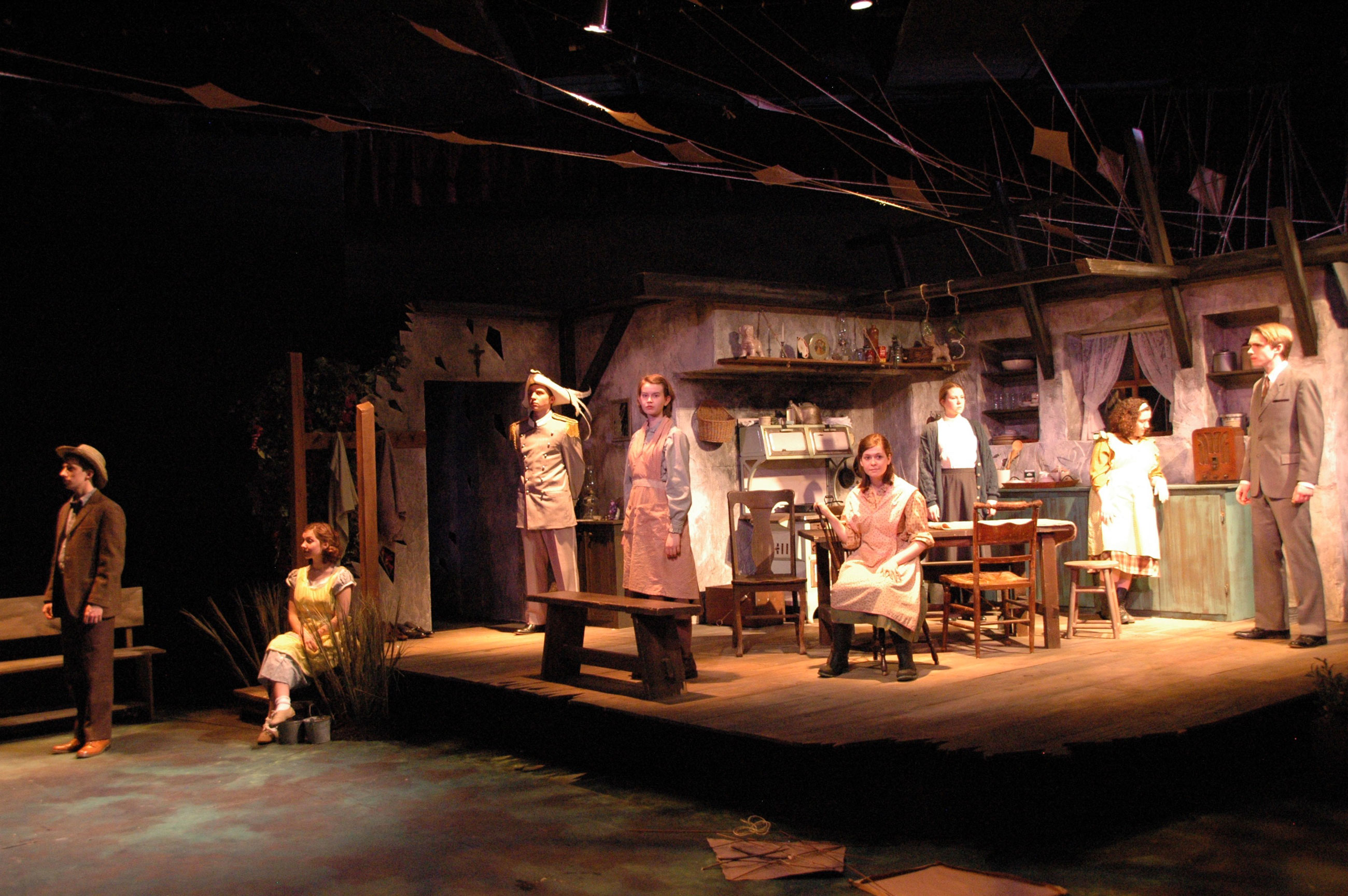 Dancing at Lughnasa - 2015