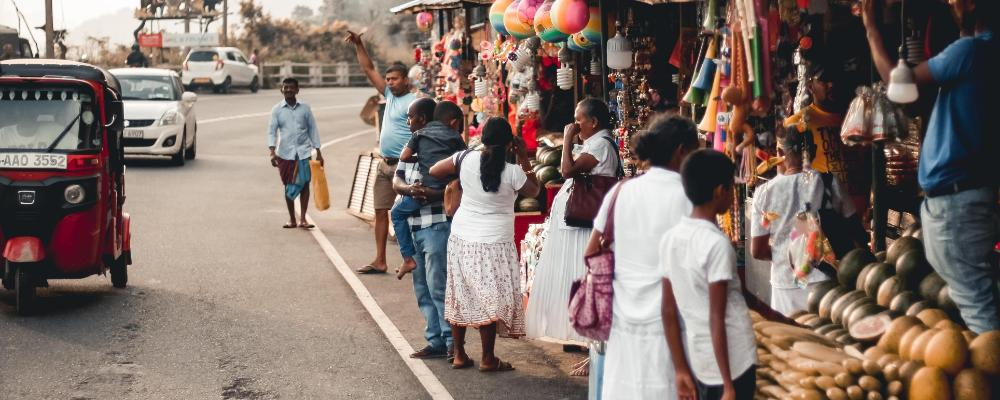Sri Lankan Market Photo by Eddy Billard on Unsplash