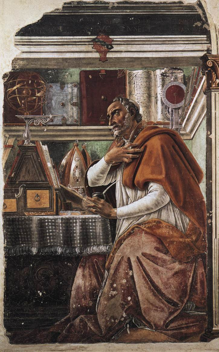 Augustine in Art - Figure 15