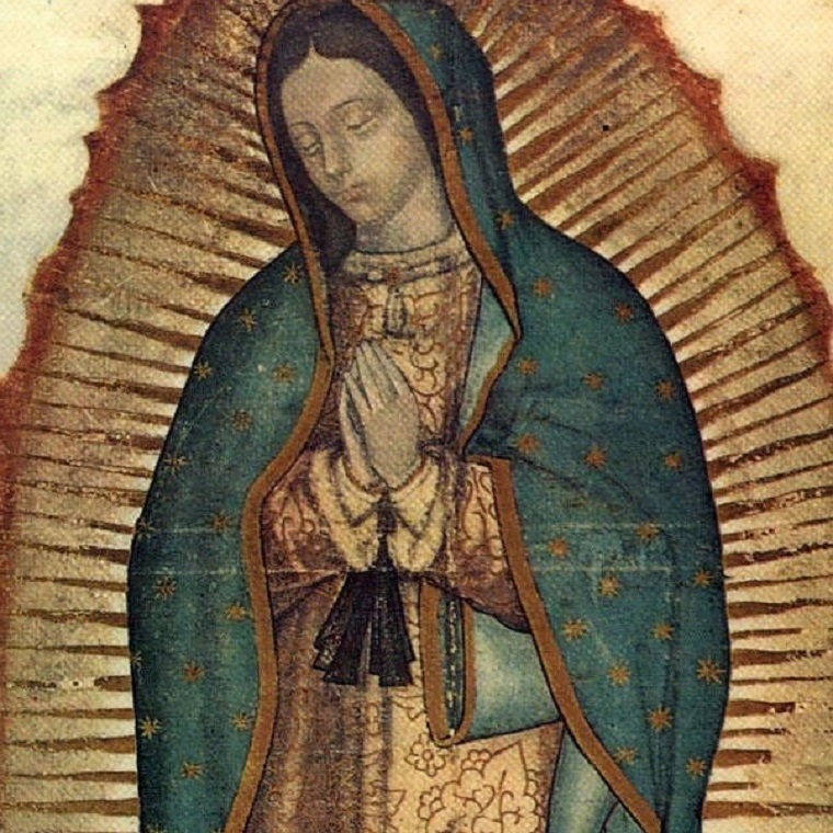 Thumbnail image of the painting, Our Lady of Guadalupe