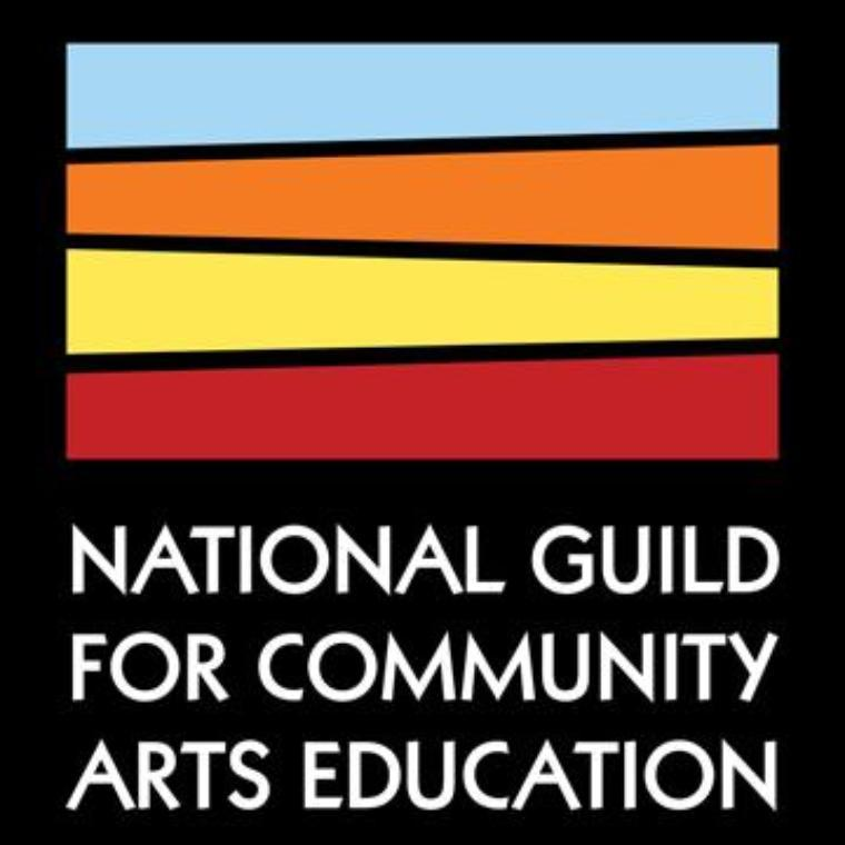 National Guild for Community Arts Ed. Logo