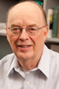 faculty photo of Larry Funck chemistry emeritus
