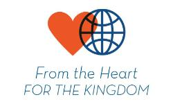 From the Heart for the Kingdom Logo