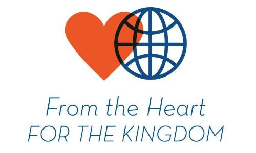 From the Heart, For the Kingdom Campaign Logo
