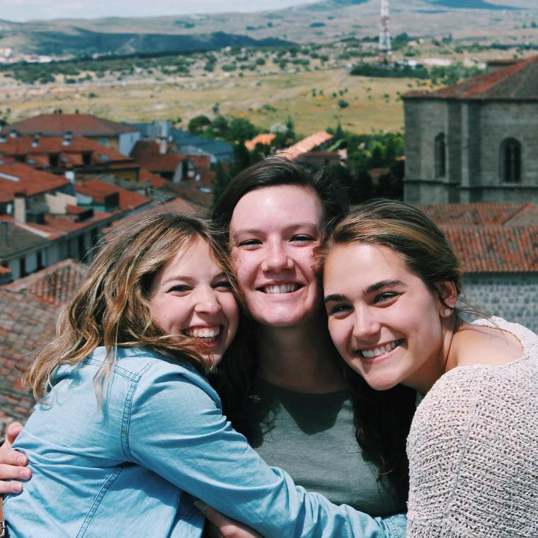 Three Wheaton Students Studying Abroad