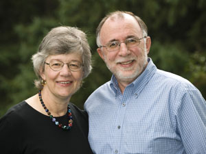 Jim and Beth Tebbe