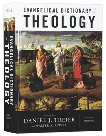 Evangelical Dictionary of Theology Book Cover