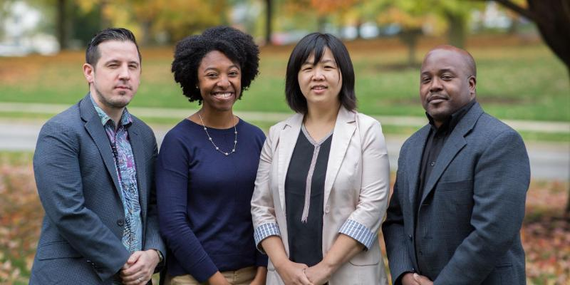 Wheaton College Multicultural Peace and Justice Collaborative Faculty Co-Directors