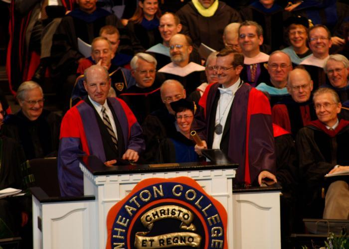 Philip Ryken Inauguration as Eighth President of Wheaton College
