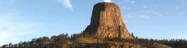Devil's Tower, Black Hills Science Station