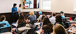 Academics Programs Classroom Teaching