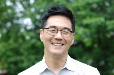 Mitchell Kim Wheaton College alumnus headshot