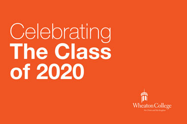 Class of 2020 commencement graphic