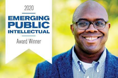 Esau McCaulley Winner Emerging Public Intellectual Award 2020