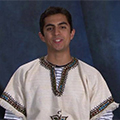 Jacob Rodriguez '09 BA Ancient Languages, '11 MA Biblical Exegesis