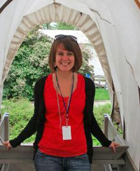 Ashley Swicegood - Naper Settlement Internship