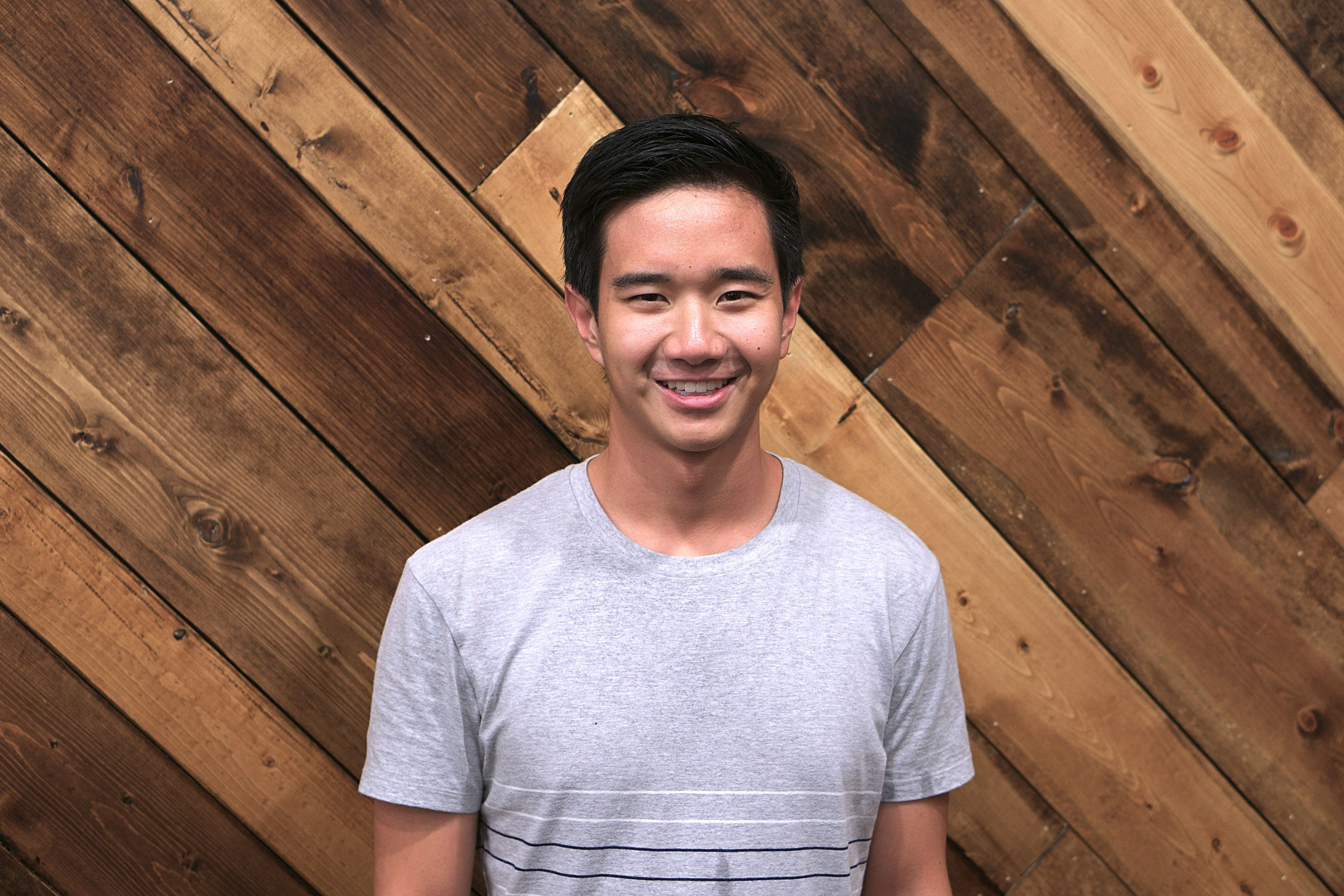 Wheaton College Student Ryan Ho Headshot