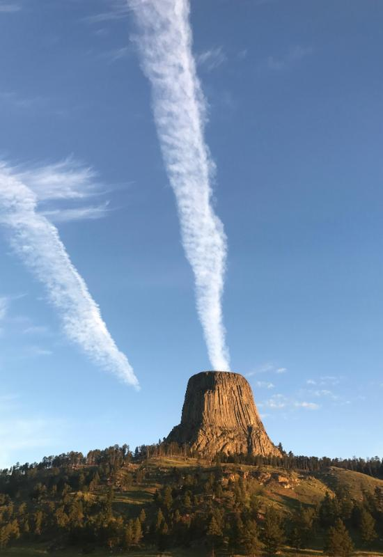 Devils Tower Black Hills Science Station