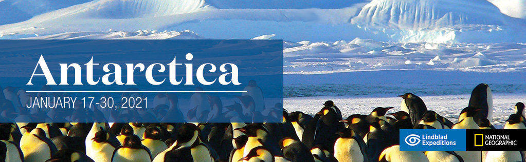 Travel to Antarctica in January 2021