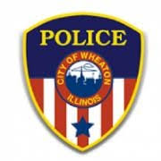 Wheaton, IL police department emblem