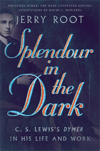 Splendour in the Dark book cover, Jerry Root