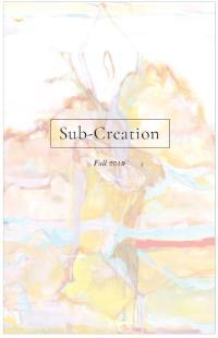 Sub-Creation magazine cover