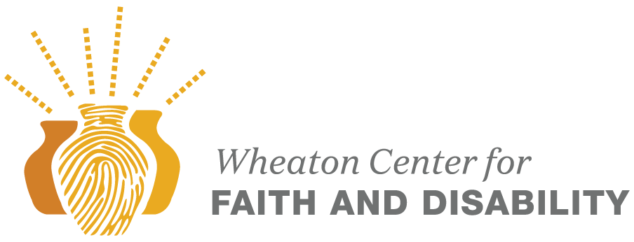 Wheaton Center for Faith and Disability Color Logo Horizontal