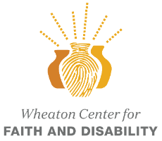 Wheaton Center for Faith and Disability Logo Vertical